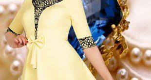 لباس مجلسی دخترانه پوشیده