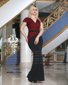 لباس مجلسی ارزان زنانه