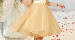لباس مجلسی شب دخترانه