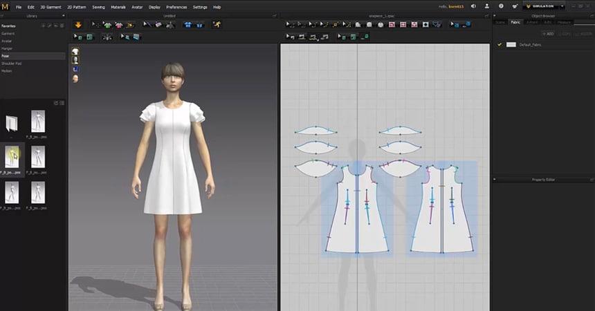 تولیدی لباس مجلسی